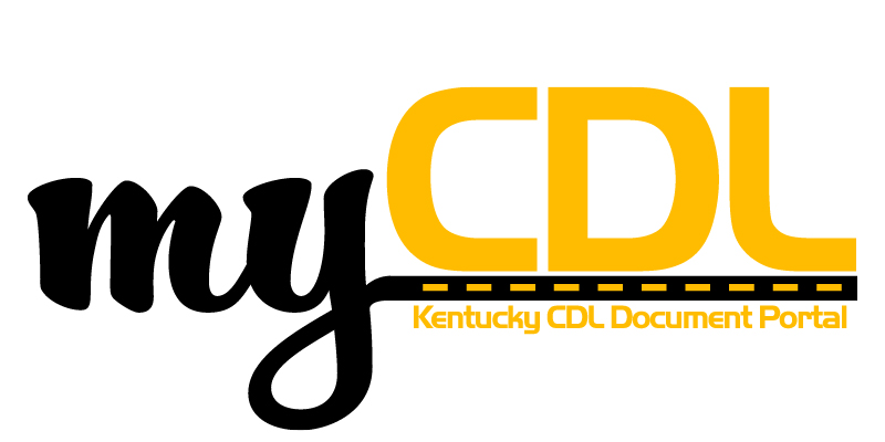 Kentucky CDL Document Portal access