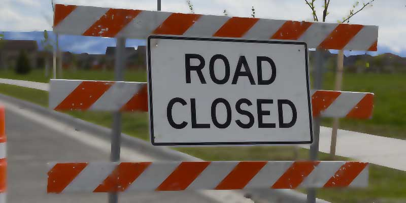 Highway Closures, Detours, & Restrictions