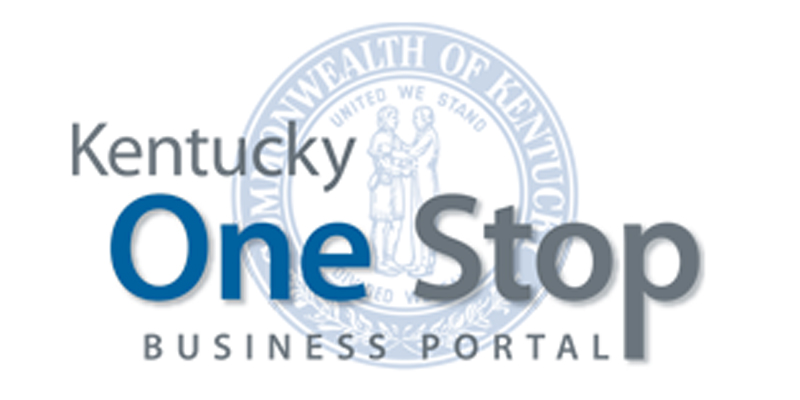 KY Business One Stop Portal